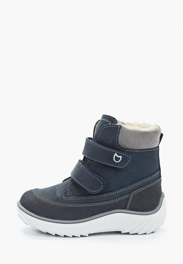 ботинки котофей для мальчика, синие