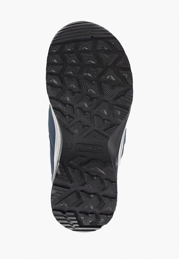 Фото 5 - Ботинки Котофей синего цвета