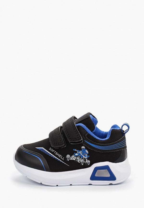 кроссовки котофей для мальчика, черные