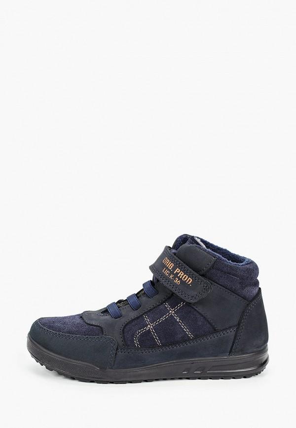Ботинки для мальчика Котофей 552224-31