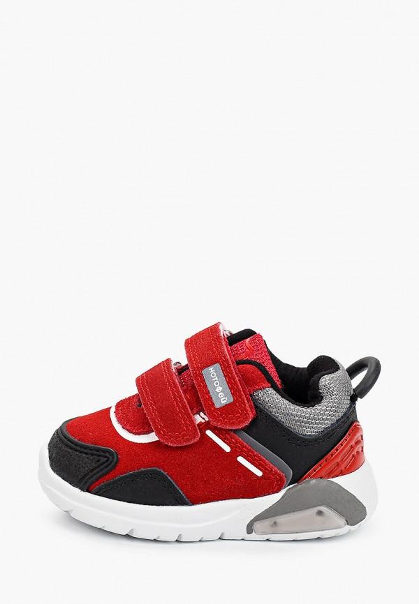 кроссовки котофей для мальчика, красные
