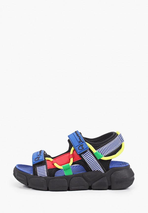 сандалии котофей для мальчика, разноцветные