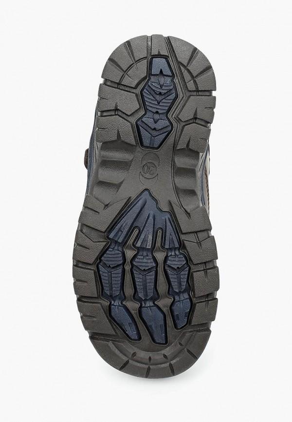 Фото 3 - Ботинки Котофей коричневого цвета
