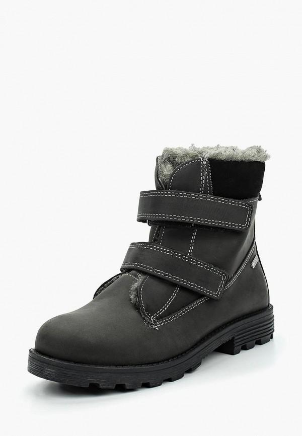 Купить Ботинки Котофей, KO012ABYCQ38, черный, Осень-зима 2017/2018