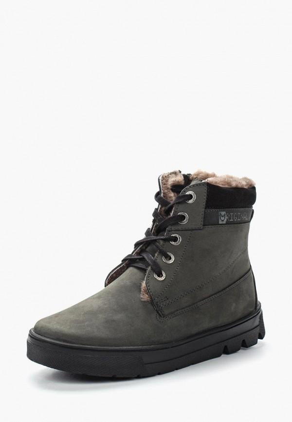 Купить Ботинки Котофей, KO012ABYCQ51, серый, Осень-зима 2017/2018