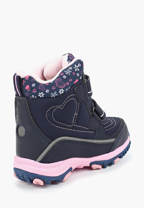 Ботинки для девочки Котофей 254952-42 Фото 2