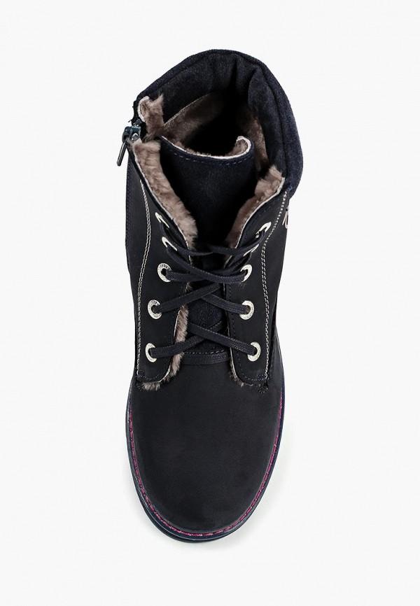 Ботинки для девочки Котофей 652094-51 Фото 4