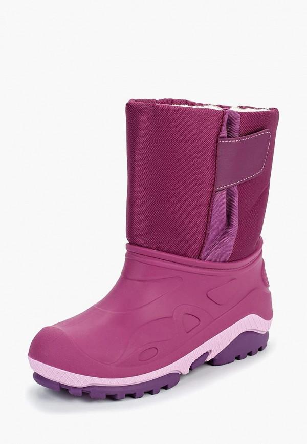 сапоги котофей для девочки, розовые