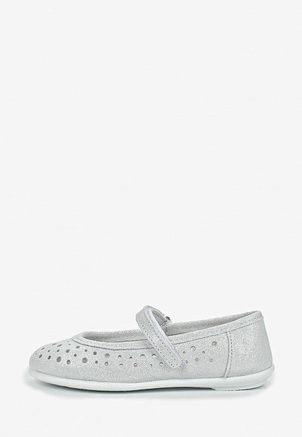 туфли котофей для девочки, белые