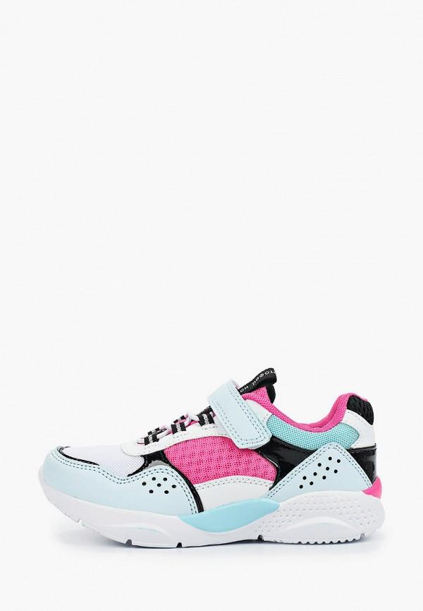 кроссовки котофей для девочки, разноцветные