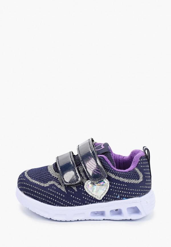 кроссовки котофей для девочки, синие