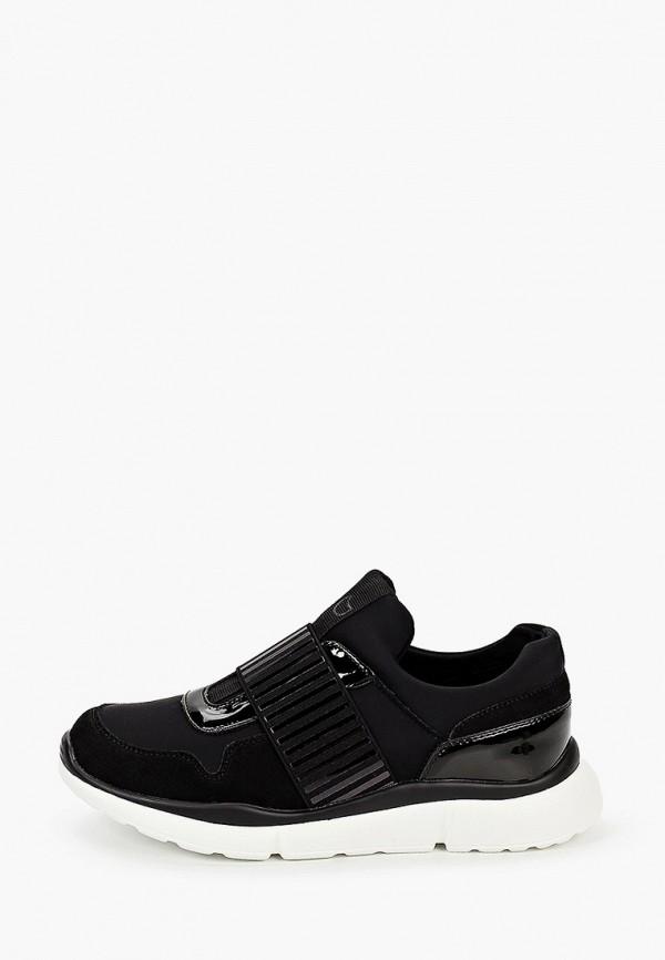 кроссовки котофей для девочки, черные