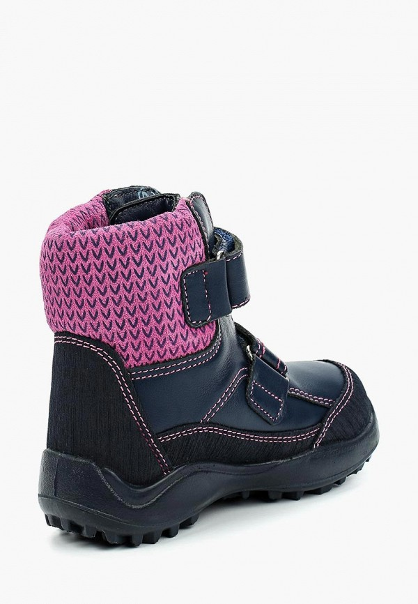 Ботинки для девочки Котофей 252113-53 Фото 2