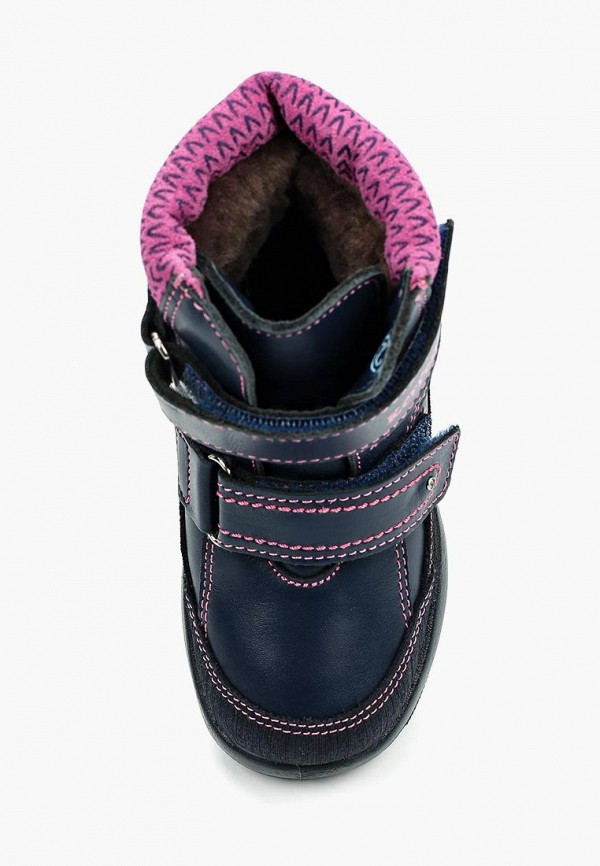 Ботинки для девочки Котофей 252113-53 Фото 4