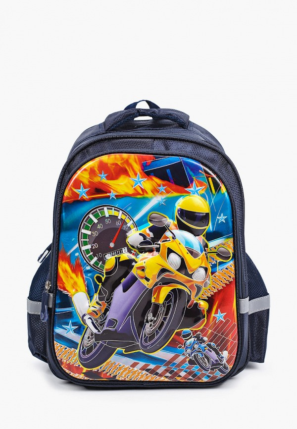 рюкзак котофей для мальчика, разноцветный