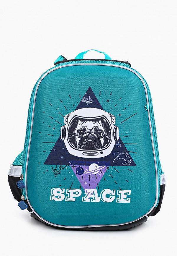 рюкзак котофей для мальчика, бирюзовый