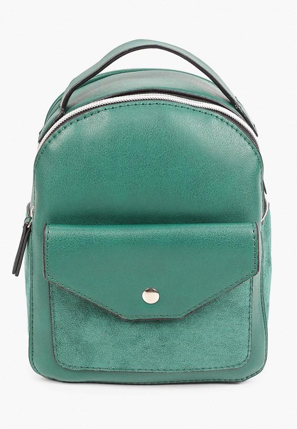 рюкзак котофей для девочки, зеленый