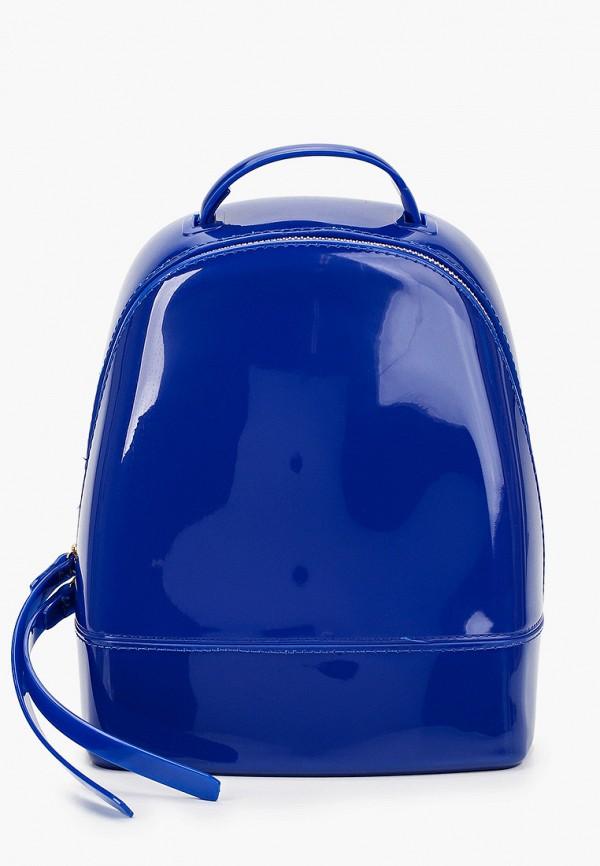 рюкзак котофей для девочки, синий