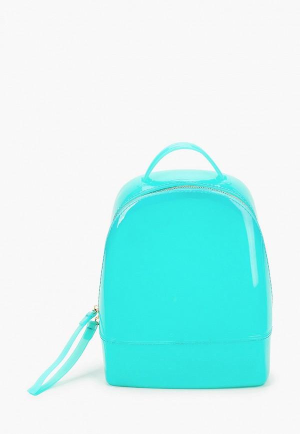 рюкзак котофей для девочки, бирюзовый