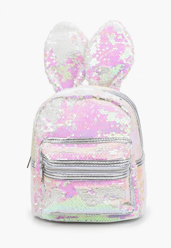 рюкзак котофей для девочки, белый