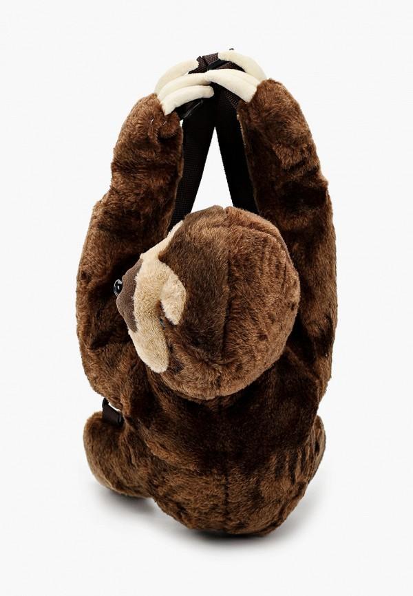 рюкзак котофей малыши, коричневый