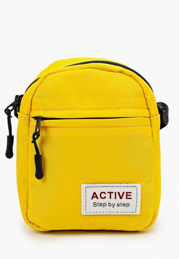 сумка котофей малыши, желтая