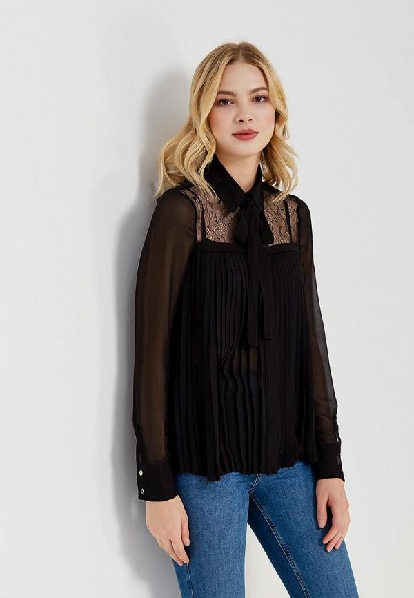 Купить Блуза Koralline, ko013ewzcv71, черный, Осень-зима 2017/2018
