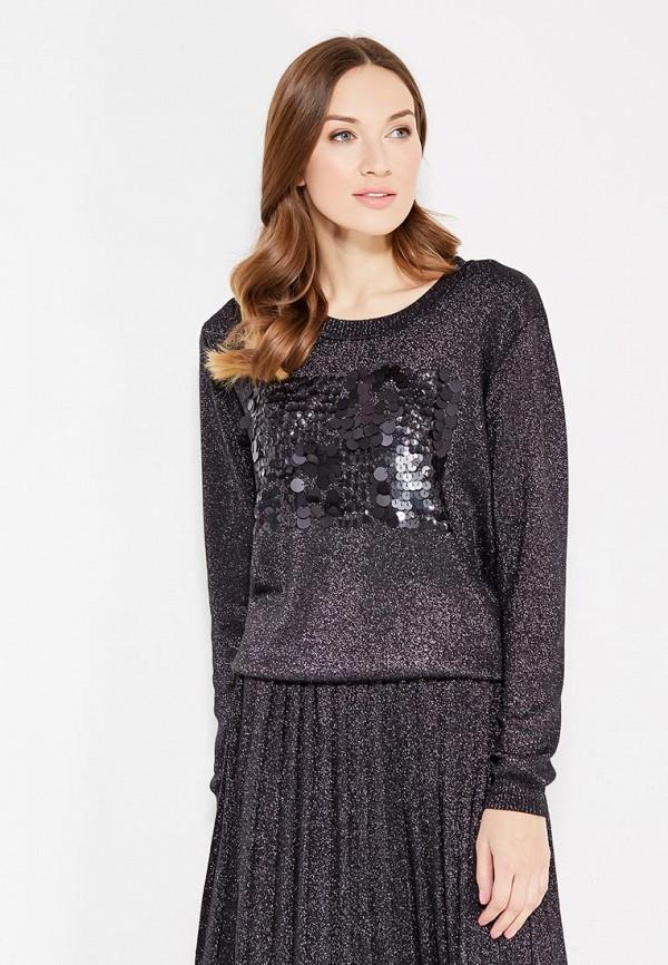 Купить Джемпер Koralline, ko013ewzcw44, черный, Осень-зима 2017/2018