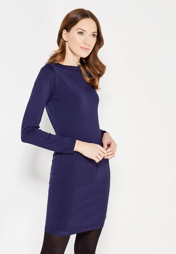 Купить Платье Koralline, KO013EWZCW61, синий, Осень-зима 2017/2018