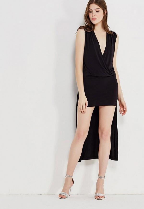 Купить Платье Koralline, ko013ewzcw77, черный, Осень-зима 2017/2018