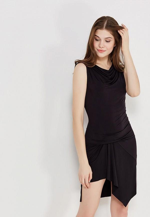 Купить Платье Koralline, KO013EWZCW85, черный, Осень-зима 2017/2018