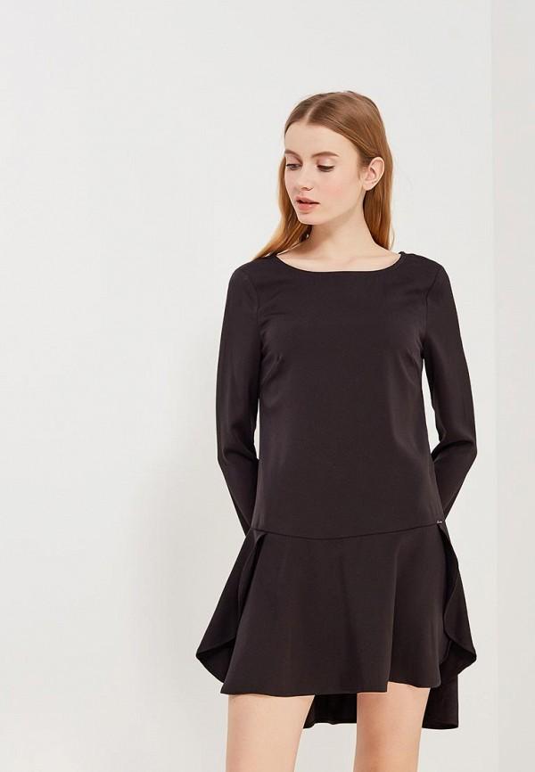 женское повседневные платье koralline, черное