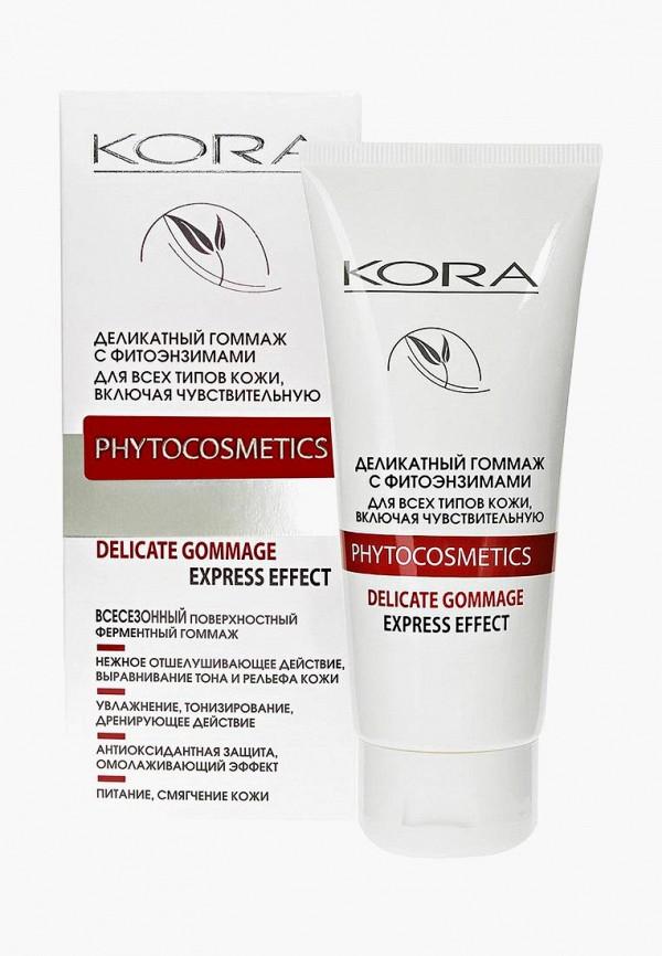 Гоммаж для лица Kora Kora KO015LWEBEL1 kora гоммаж деликатный с фитоэнзимами для всех типов кожи 100 мл