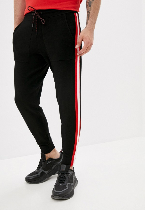 мужские спортивные брюки kors x tech, черные