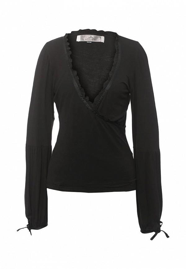 Блуза Kruebeck Kruebeck KR003EWRFC31 блуза marse цвет черный