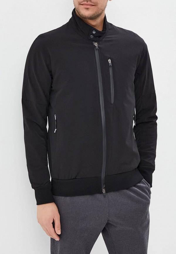 мужская куртка krakatau, черная