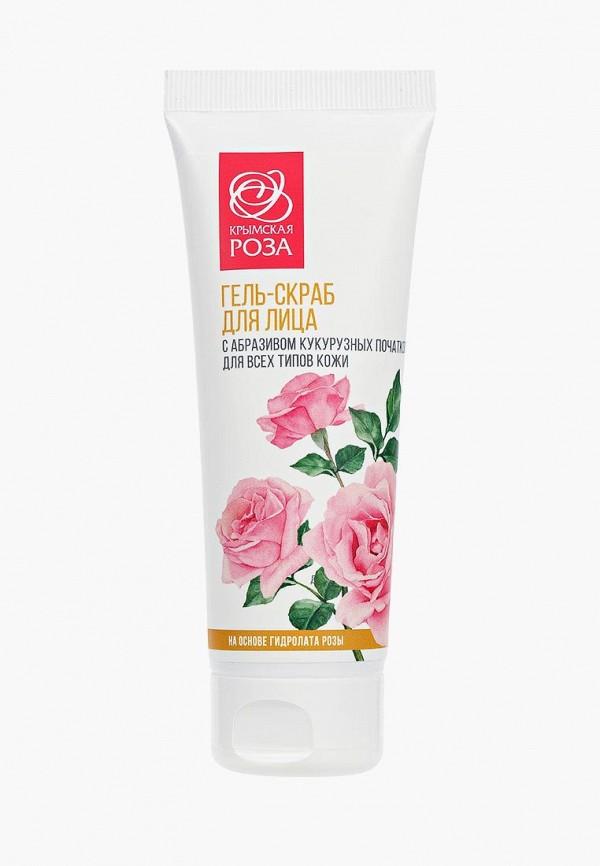 купить Скраб для лица Крымская роза Крымская роза KR009LWFICV8 по цене 245 рублей