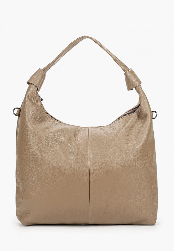 женская сумка kristy.x, бежевая