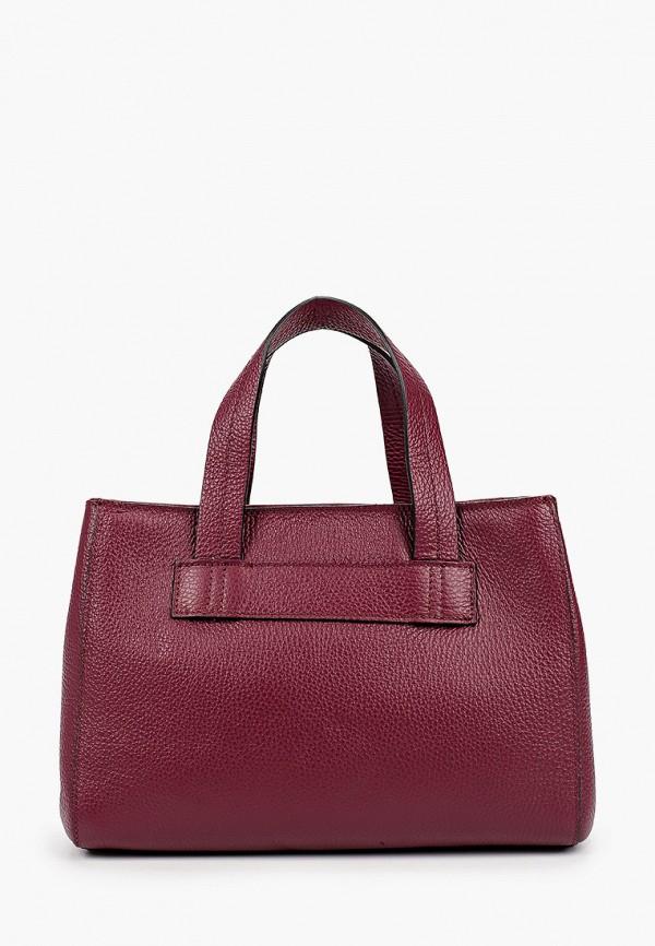 женская сумка kristy.x, бордовая