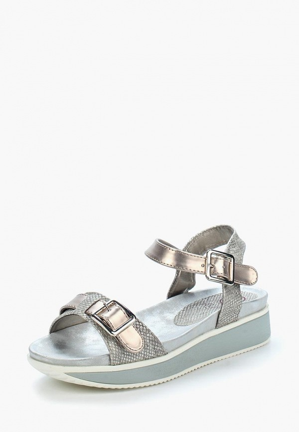 Купить Сандалии Kylie, KY002AWBKQL5, серый, Весна-лето 2018
