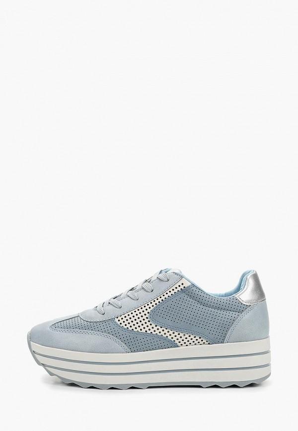 женские кроссовки kylie, голубые