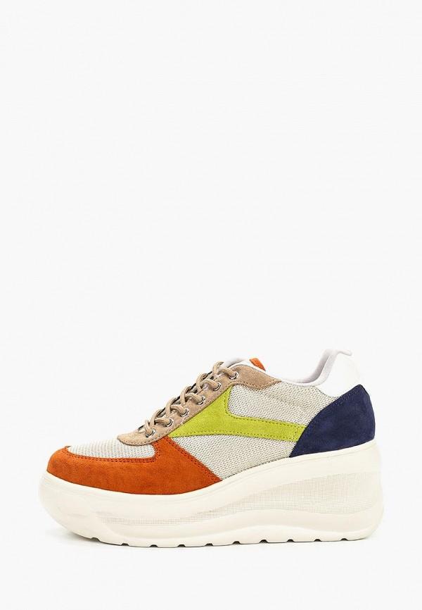 женские кроссовки kylie, разноцветные