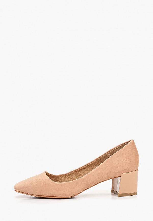 женские туфли kylie, розовые