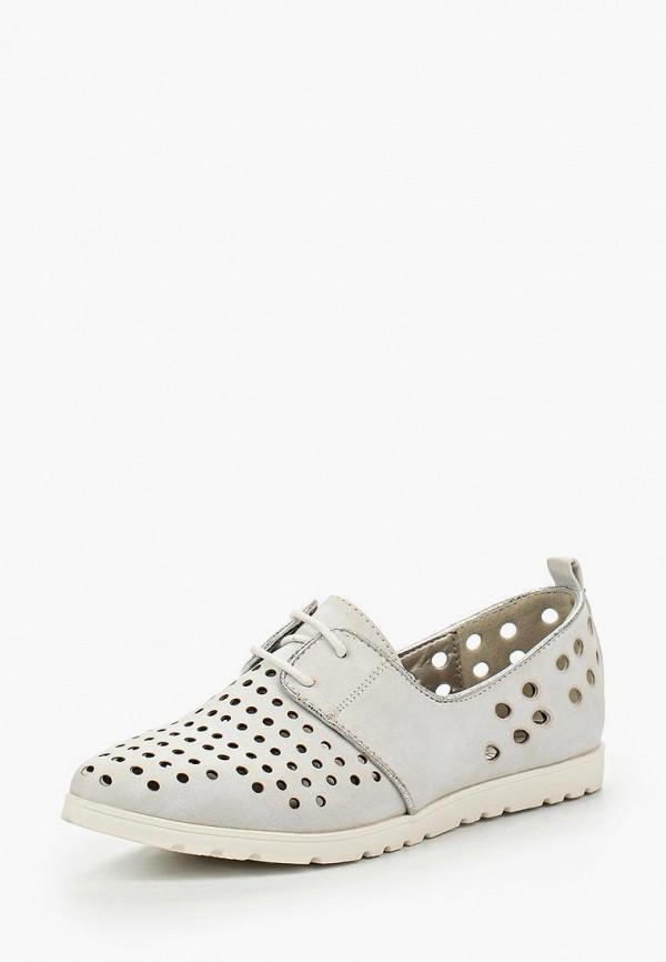 женские ботинки kylie, серые