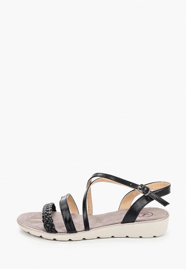 женские сандалии kylie, черные