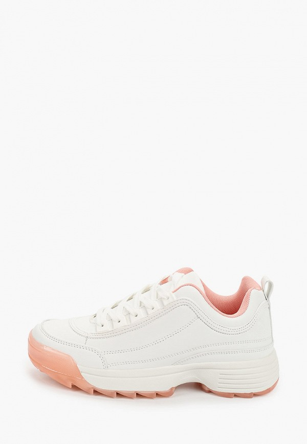 женские кроссовки kylie, розовые