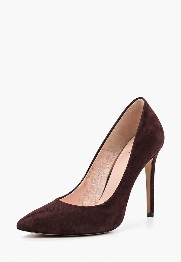 Купить Туфли L37, l2670awbnag4, коричневый, Весна-лето 2018