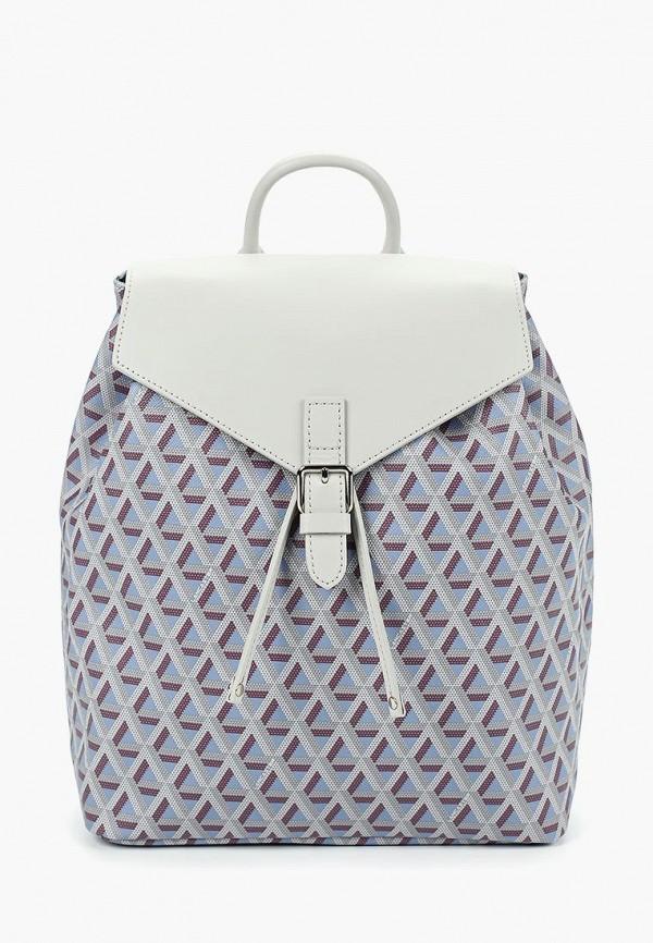 женский рюкзак lancaster, голубой