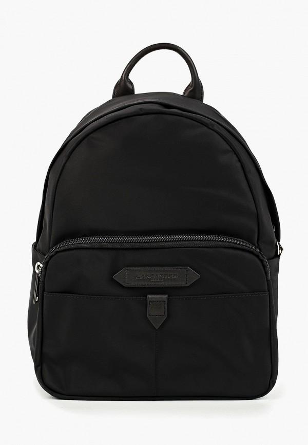 женский рюкзак lancaster, черный