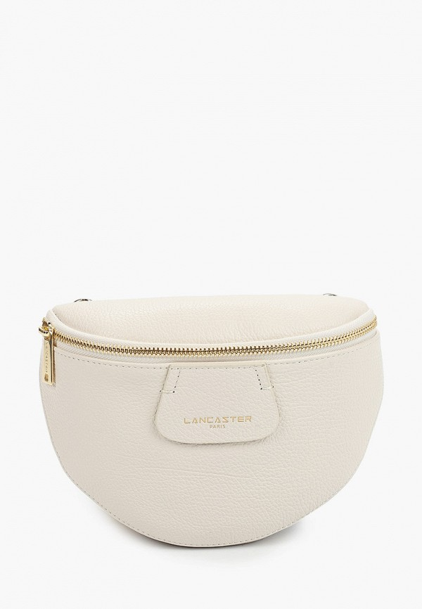 женская сумка lancaster, белая
